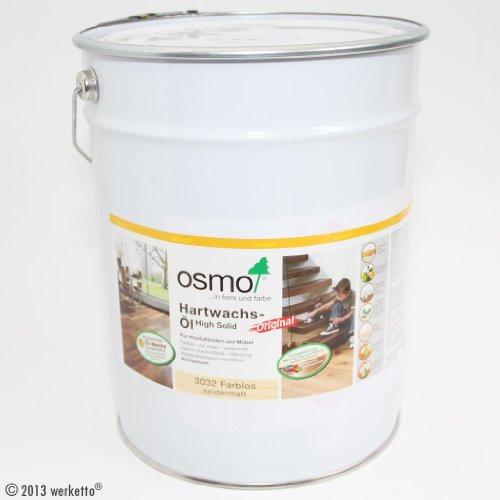osmo-hartwachs-ol-original-3032-farblos-seidenmatt-10-liter