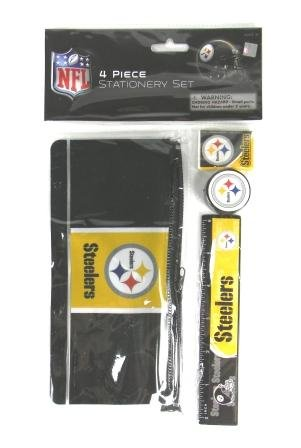 Pittsburgh Steelers Stationery Set - School Supplies