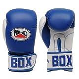Pro Box Club Essentials Sparring Gloves Blue 12oz