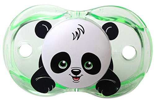 Keep-It-Kleen Pacifier - Panky Panda - 0-36 mesi ciuccio