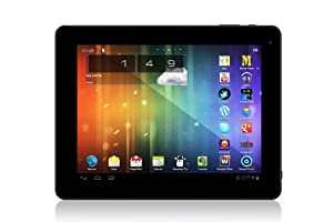 "DJC TOUCHTAB3 9.7"" TABLET PC - ANDROID 4.0 ICE CREAM SANDWICH - 1GB RAM - 16GB CAPACITY - 1.5GHz A10 PROCESSOR - FRONT AND REAR FACING 2MP CAMERA/WEBCAM - BUILT IN FLASH 11.1"