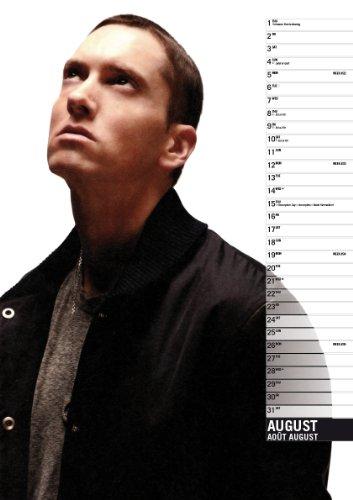 Eminem 2013 CalendarEminem 2013 Calendar
