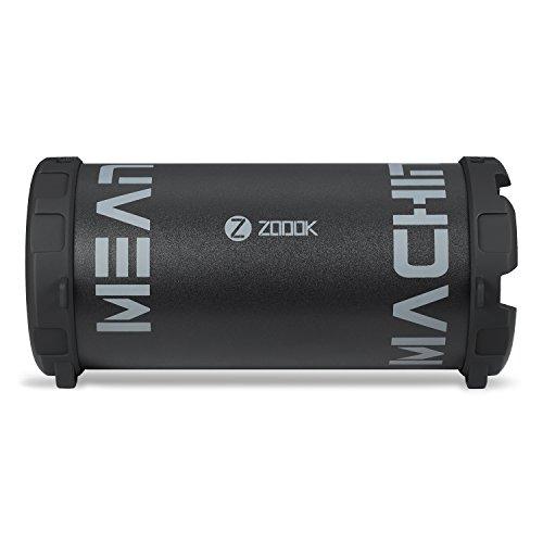 Zoook Rocker M2 – Mean Machine 5 in 1 Hi-Fi Indoor/Outdoor Bluetooth Speaker (BT+ SD card + USB + FM + Aux)