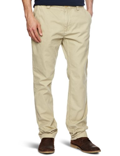 Timberland Tilt Twill Chino Slim Men's Trousers Sand W32 INXL32 IN
