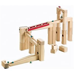 Marble Ball Track Building Set (Large)