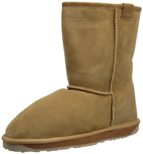Emu Australia Women's Stinger Lo Chestnut Mid Calf Boots W10002 5 UK, 38 EU, 7 US