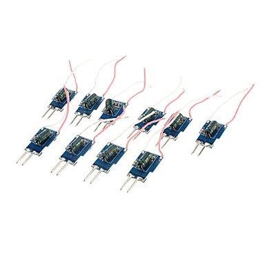 10X1W 280-300Ma Led Driver 12V For 10W Light (Ac 12-18V)