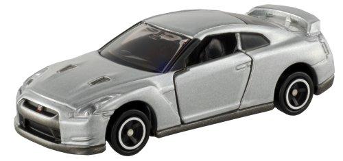 Takara Tomy Nissan GT-R Silver #094-6-1 - 1