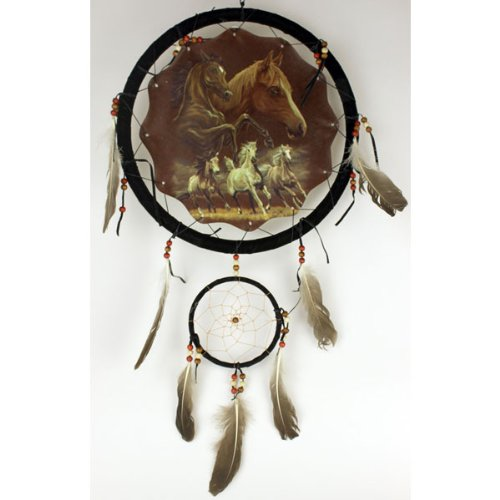 DreamCatcher-- Choose Your Style & Color!!-- Handcrafted High Quality DreamCatcher!! (Diameter 13