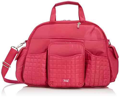 Lug Tuk Tuk Carry-All Bag, Rose Pink