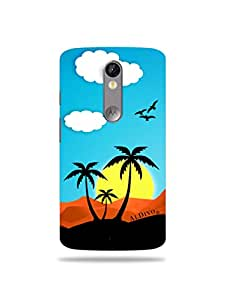 alDivo Premium Quality Printed Mobile Back Cover For MOTO X PLAY / MOTO X PLAY Back Case Cover (MKD232)