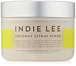 Indie Lee Coconut Citrus Scrub - 8 Oz.