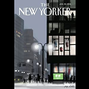 The New Yorker, January 24th 2011 (Ken Auletta, Ryan Lizza, Nancy Franklin) | [Ken Auletta, Ryan Lizza, Nancy Franklin]