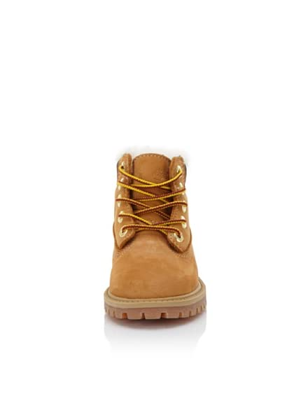 Timberland Kid's Faux Shearling Ankle Boot (Toddler)