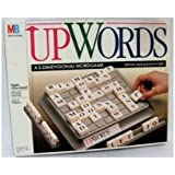 Vintage Upwords 3-D Word Game (1988 Edition)