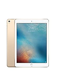 Apple iPad Pro MLN12HN/A Tablet (9.7 inches inch, 256GB, Wi-Fi Only), Gold