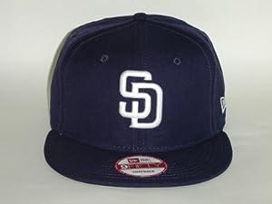 New Era MLB San Diego Padres Snapback Cap 9fifty NewEra by New Era