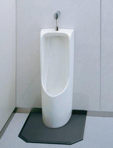 TOTO トイレ 床置小便器【UFH508CZ】 陶器部:U508C 排水ソケット:HP510E ホワイト(#NW1)