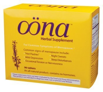 Oona Herbal Herbal Supplement for Menopause 96