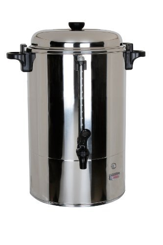 Magic Mill Mur35 35 Cup Urn with Stainless Steel Body (Hot Water Perculator compare prices)