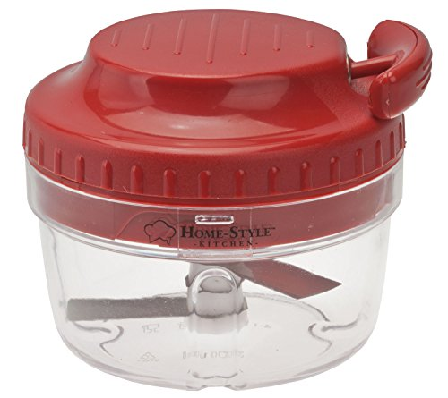 Miles Kimball Easy-Pull Chopper by Home-Style KitchenTM (Mile Maker compare prices)