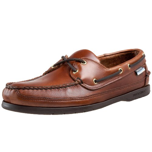 Sebago Men's Schooner Shoe,Brown Oiled Waxy,7 M US