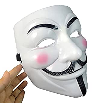 Imixshopcs Smartoy V For Vendetta Mask Guy Fawkes Halloween Masquerade Party Face