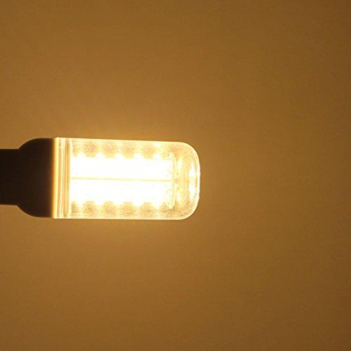 Kkmoon New Arrival Gu10 8W 5730 Smd 36 Leds Corn Light Lamp Bulb Energy Saving 360 Degree Warm White 220-240V