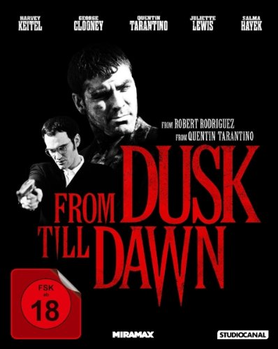From dusk till dawn - Steelbook [Blu-ray]