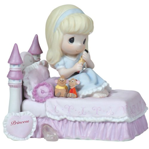Precious Moments Disney Show Case Collection Collectible Figurine, You Are My Dream Come True