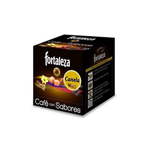 Order Fortaleza - Single Serving ESE 44mm Pods - Arabica & Cinnamon - 3 x 10 ESE Servings by Fortaleza Cafés - España