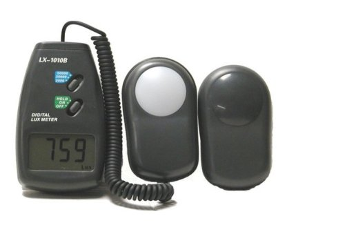 Mini Digital Light Lux Meter - Sinometer LX-1010B
