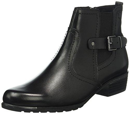Caprice 25320, Stivaletti Donna, Nero (Black 001), 38.5 EU