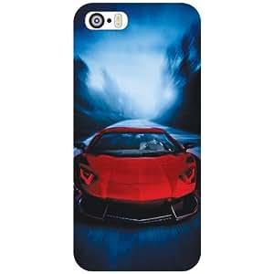 Apple iPhone 5S Back Cover ( Designer Printed Hard Case)