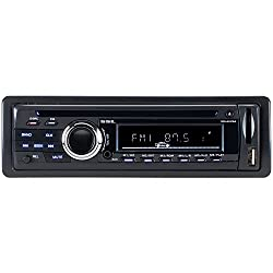 See SSL SD445USA In-Dash Single-Din DVD/CD/USB/SD/MP4/MP3 Player Receiver with Remote Details