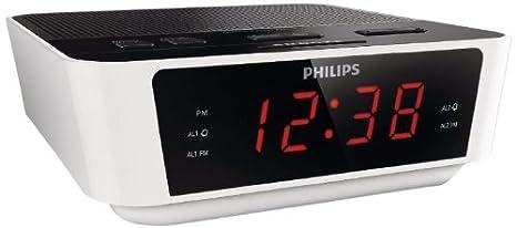 Radio R�veil PHILIPS AJ3115 BLANC