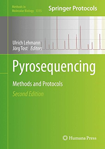 Pyrosequencing: Methods and Protocols (Methods in Molecular Biology)