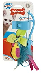 Cat Interactive Wand & Clip Catch-A-Canary