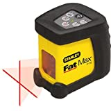 Stanley 77-153 CL2 FatMax Cross Line Laser