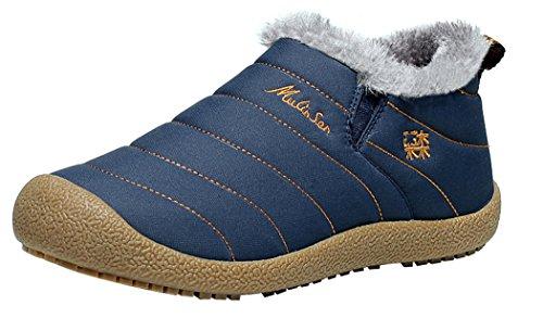 MULINSEN Men's Winter Nano Wool Cotton Boots