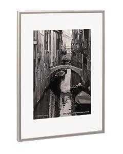 Photo Album Company A4 Certificate Frame - Brushed Aluminium
