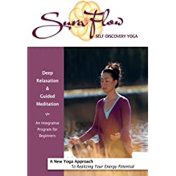 Sura Flow Yoga: Deep Relaxation & Guided Meditation for Beginners