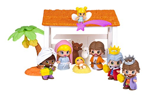 Pinypon kit bel n famosa 700013091 juguetes baratos ya for Amazon figuras belen
