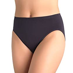 Vanity Fair Women's Seamless Hi Cut