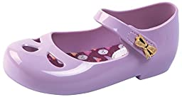 Pimpolho Little/Girl Toddler Colore Purple Ballet Mary Jane 6 M US
