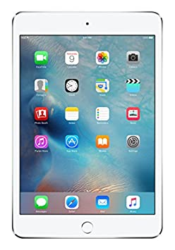 Apple iPad mini 4 Wi-Fi 16Go / GB argent