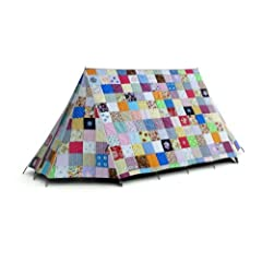 Snug as a Bug 2-Person Tent by FieldCandy