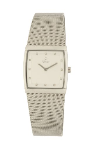 Obaku By Ingersoll Ladies Stainless Steel Bracelet Watch