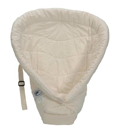 Ergo baby Heart to Heart Infant Insert Natural
