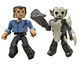Marvel Minimates Series 53 Thor The Dark World Dr.Erik Selvig / Dark Elf 2 Pack